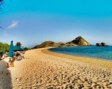 Lombok Tour - Pantai Kuta Beach