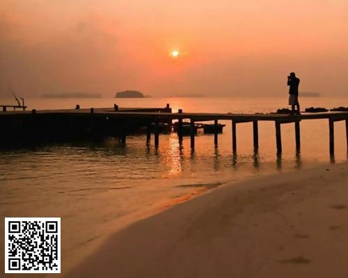 Pulau-Genteng-Kecil-Tour-Hunting-Sunset-Matahari-Terbenam