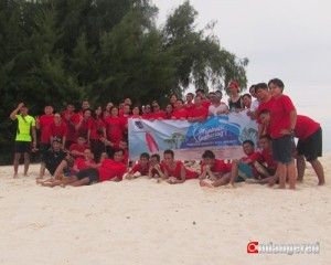 Company-Outing-Pulau-Seribu-One-Day-Tour-Island-Hopping