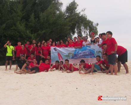 Company Outing Pulau Seribu One Day Tour - Island Hopping