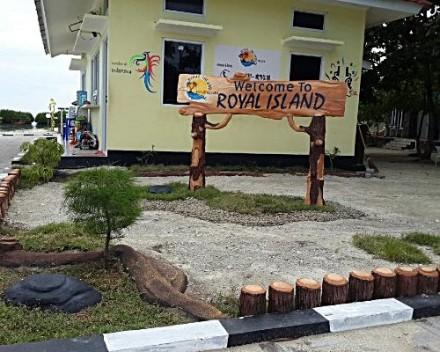 Royal Island Tour - Welcome