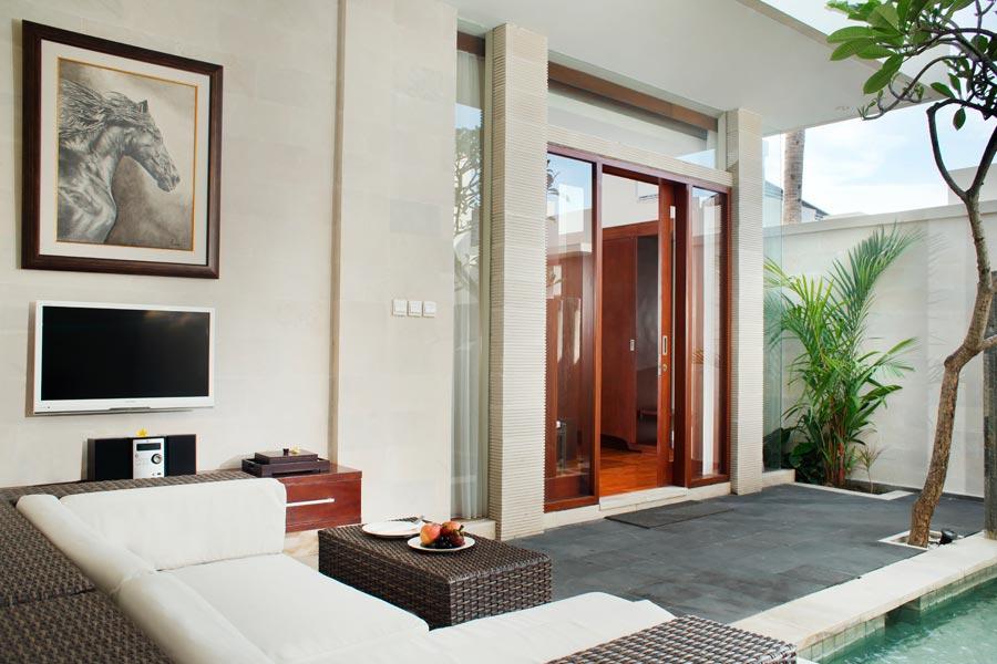 Bali Daluman Villa - Living Room